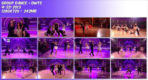 Cheryl Burke, Oksana Dmytrenko, Anna Trebunskaya DWTS ~ 4-22-2013
