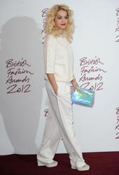 Rita Ora at the British Fashion Awards in London 27th November x43