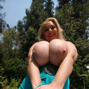 Samantha 38G   BBW Big Boobs Blonde sex Raw4