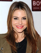 Maria Menounos @ Karina Smirnoff 35th birthday party in Tustin CA 01/05/13