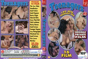 Teenagers 2 / Молодёжь 2 (Vicom / BN Agentur) [1970s, All Sex,Classic,Loops, DVDRip]