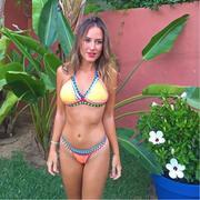 Julia Belard sensual nas redes sociais