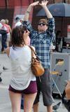 Kaya Scodelario Vs. Emma Roberts - A Butt's Battle