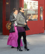 Alicia Keys - Out in New York, February 10, 2011