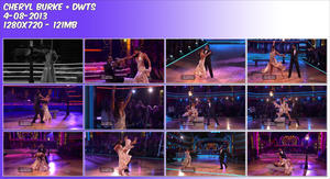 Cheryl Burke ~ DWTS 4-8-13