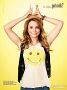 Bridgit Mendler - Got Milk? Ad