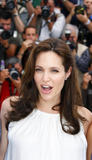 Angelina Jolie at photocall for Kung Fu Panda during the 61st International Cannes Film Festival