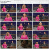 Caroline Rhea on Conan O Brien show 2008.07.17