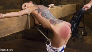 HOGTIED: Sep 01, 2016 – Roxanne Rae and The Pope