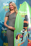Cameron Diaz 2009 Teen Choice Awards Press Room & Show, August 9 - 23HQ