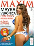 Mayra Veronica's butt - Maxim October 2009
