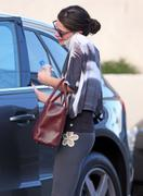 Ashley Greene -  leaving a gym in Studio City 01/24/13