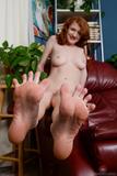 Abby Rain - Footfetish 2l6o3s0duc7.jpg