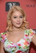 Renee Olstead - Kari Feinstein Style Lounge in Hollywood 01/10/13