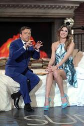 Мелисса Сатта, фото 348. Melissa Satta Chiambretti Sunday Show in Italy, 18.02.2012, foto 348