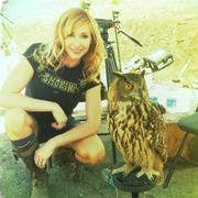 1 Very Cute Kari Byron Twitter Picture