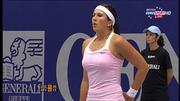 Julia Goerges Vs Sofia Arvidsson - Pokies, Bouncy - Linz 2012 - 2 x Upscaled HD Vids
